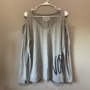 Volcom Cold Shoulder Longsleeve Top
